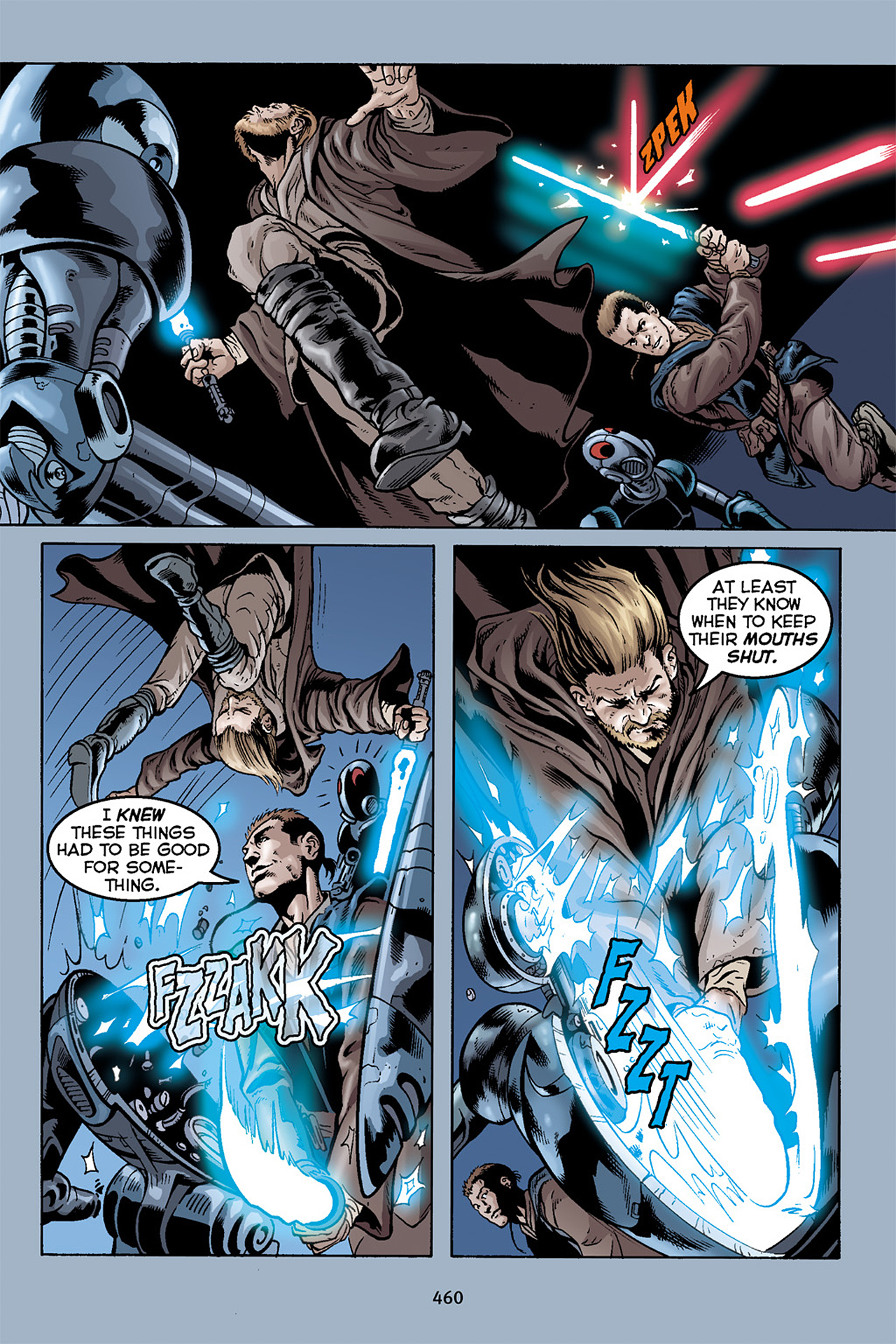 Read online Star Wars Omnibus comic -  Issue # Vol. 10 - 453