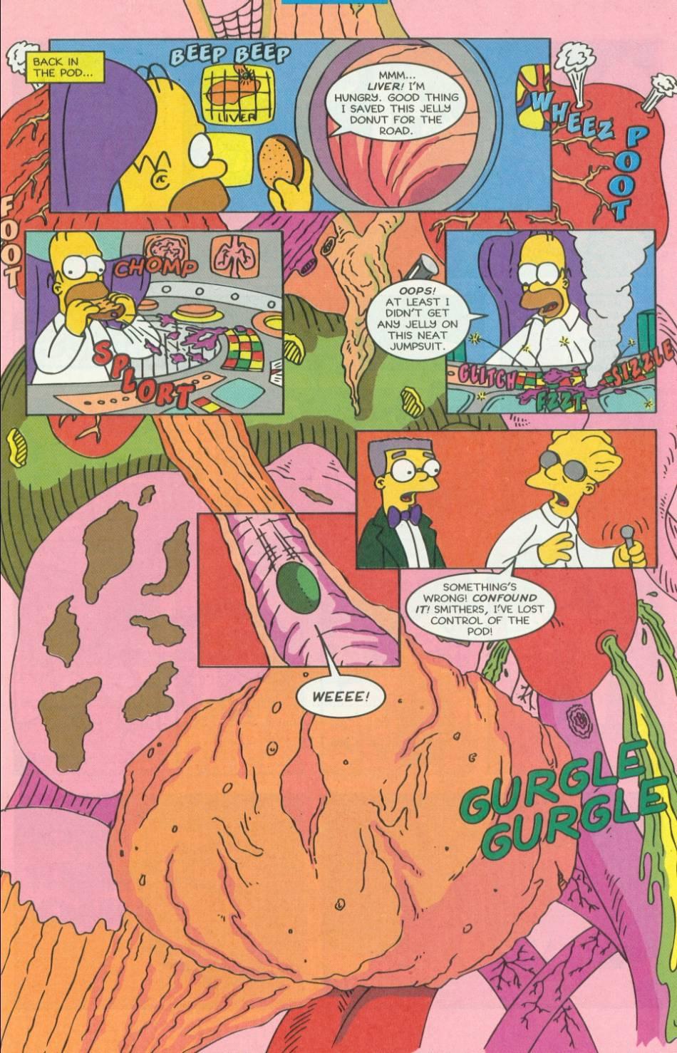 Read online Simpsons Comics comic -  Issue #8 - 14