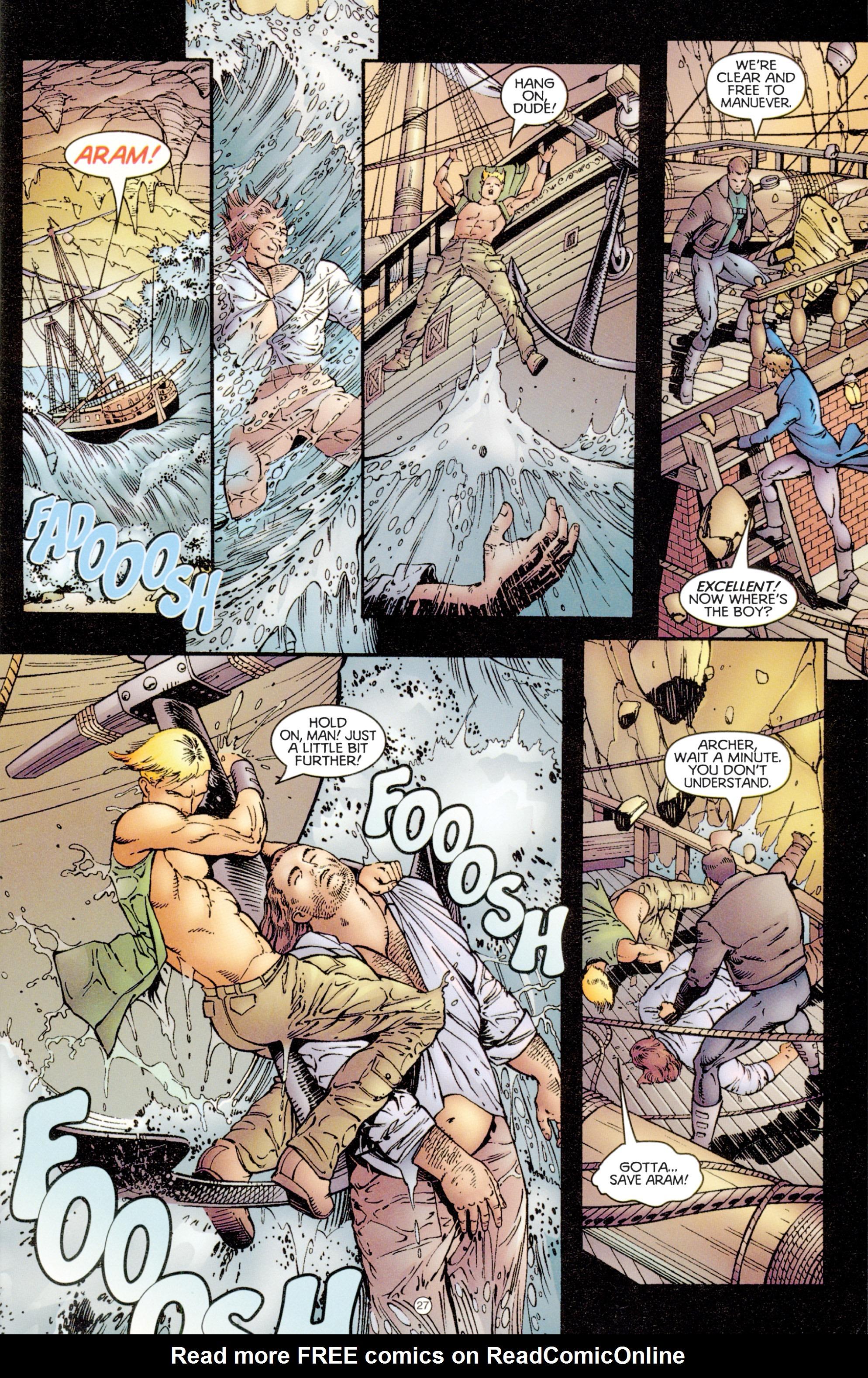 Read online Eternal Warriors comic -  Issue # Issue Digital Alchemy - 25