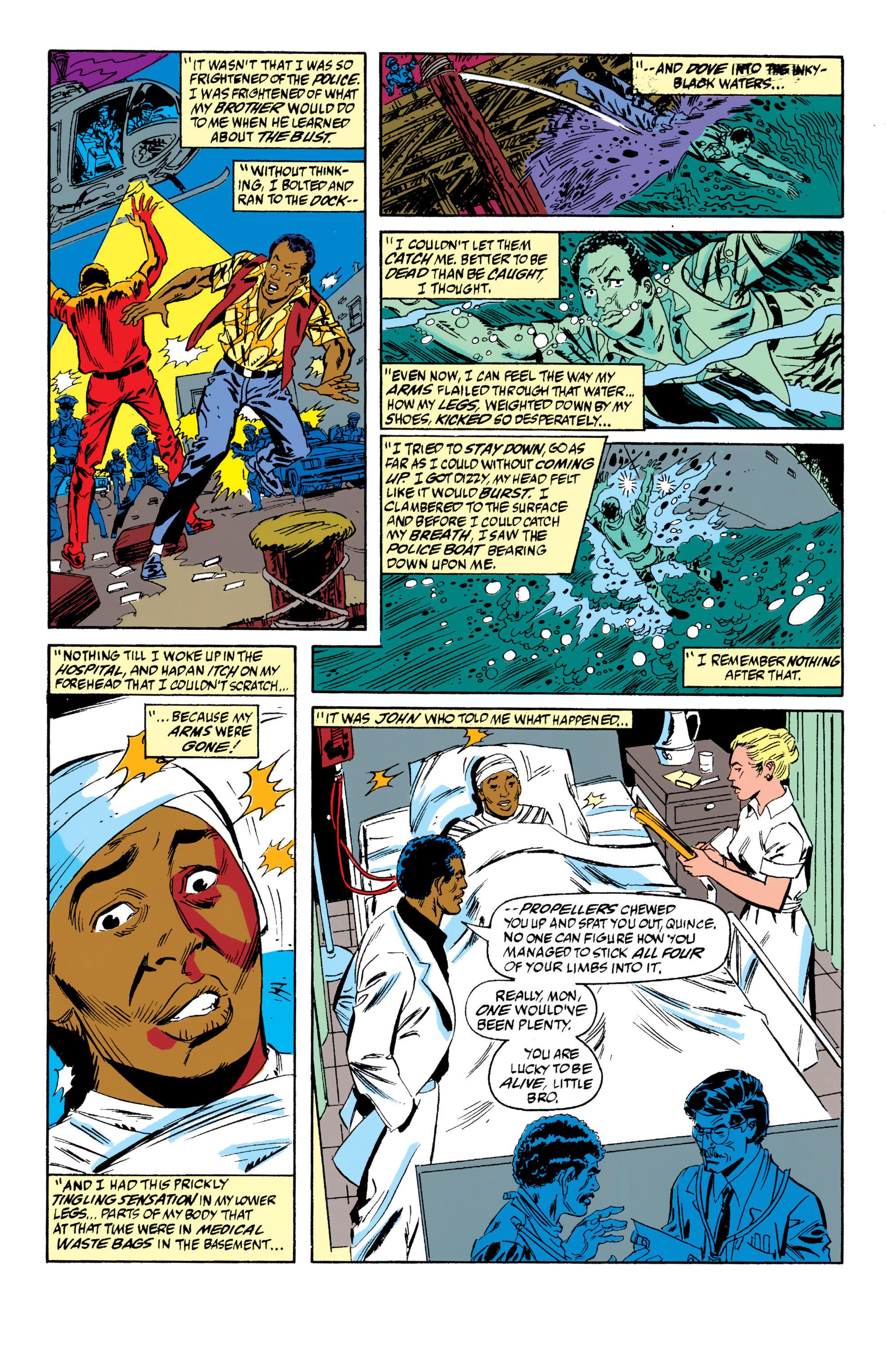 Read online Captain America (1968) comic -  Issue # _Annual 10 - 33