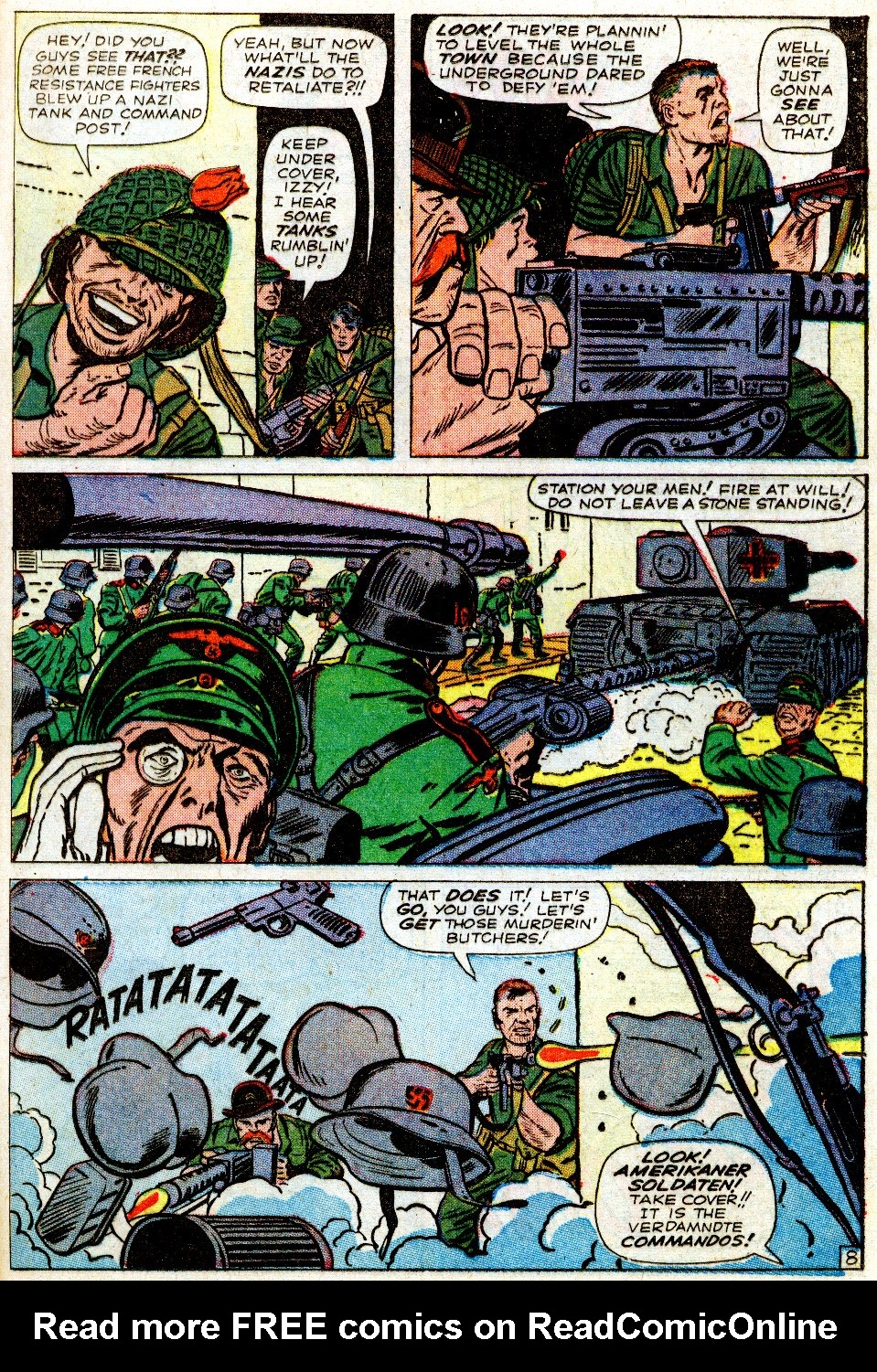 Read online Sgt. Fury comic -  Issue #1 - 13
