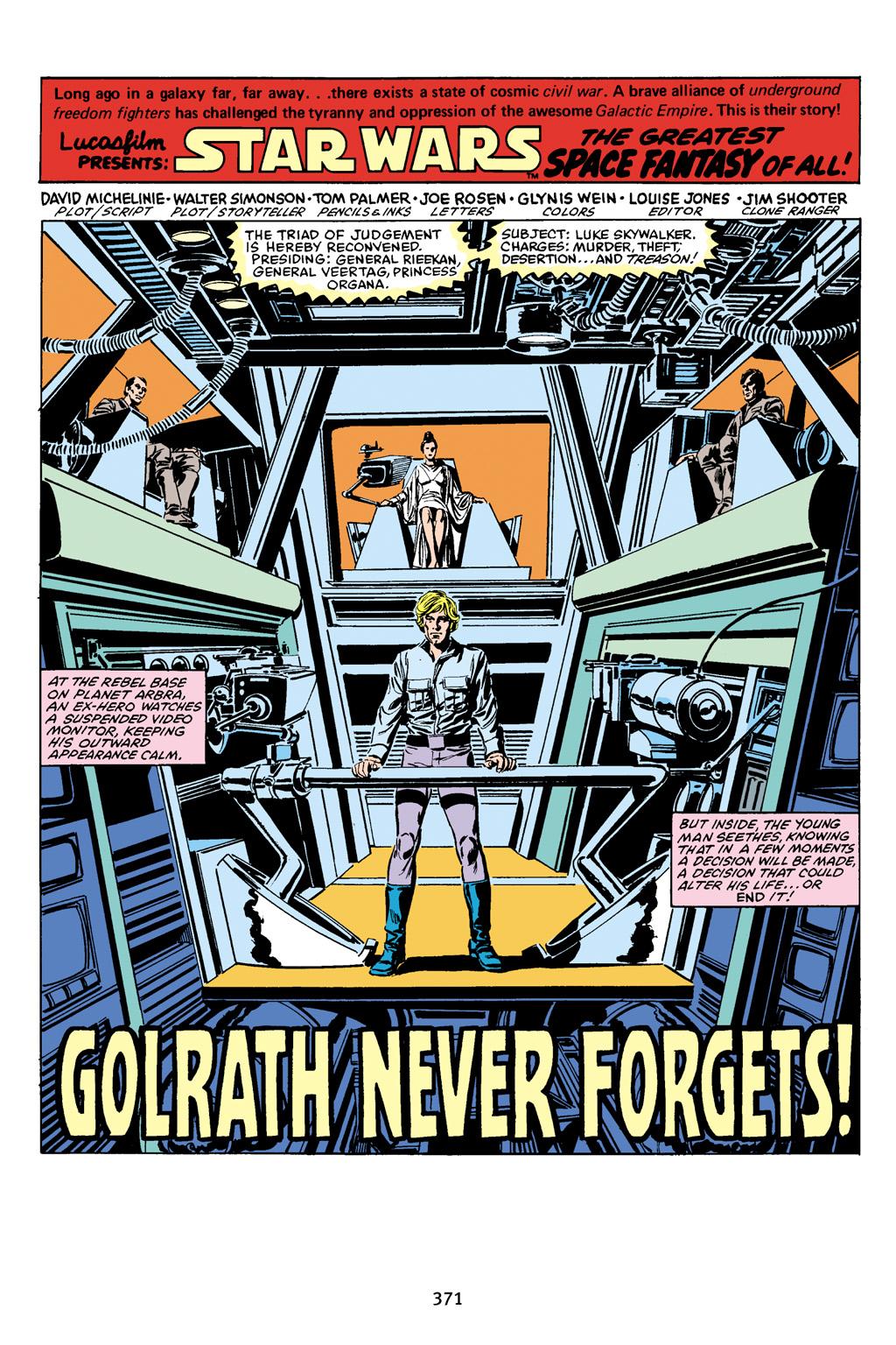 Read online Star Wars Omnibus comic -  Issue # Vol. 16 - 364