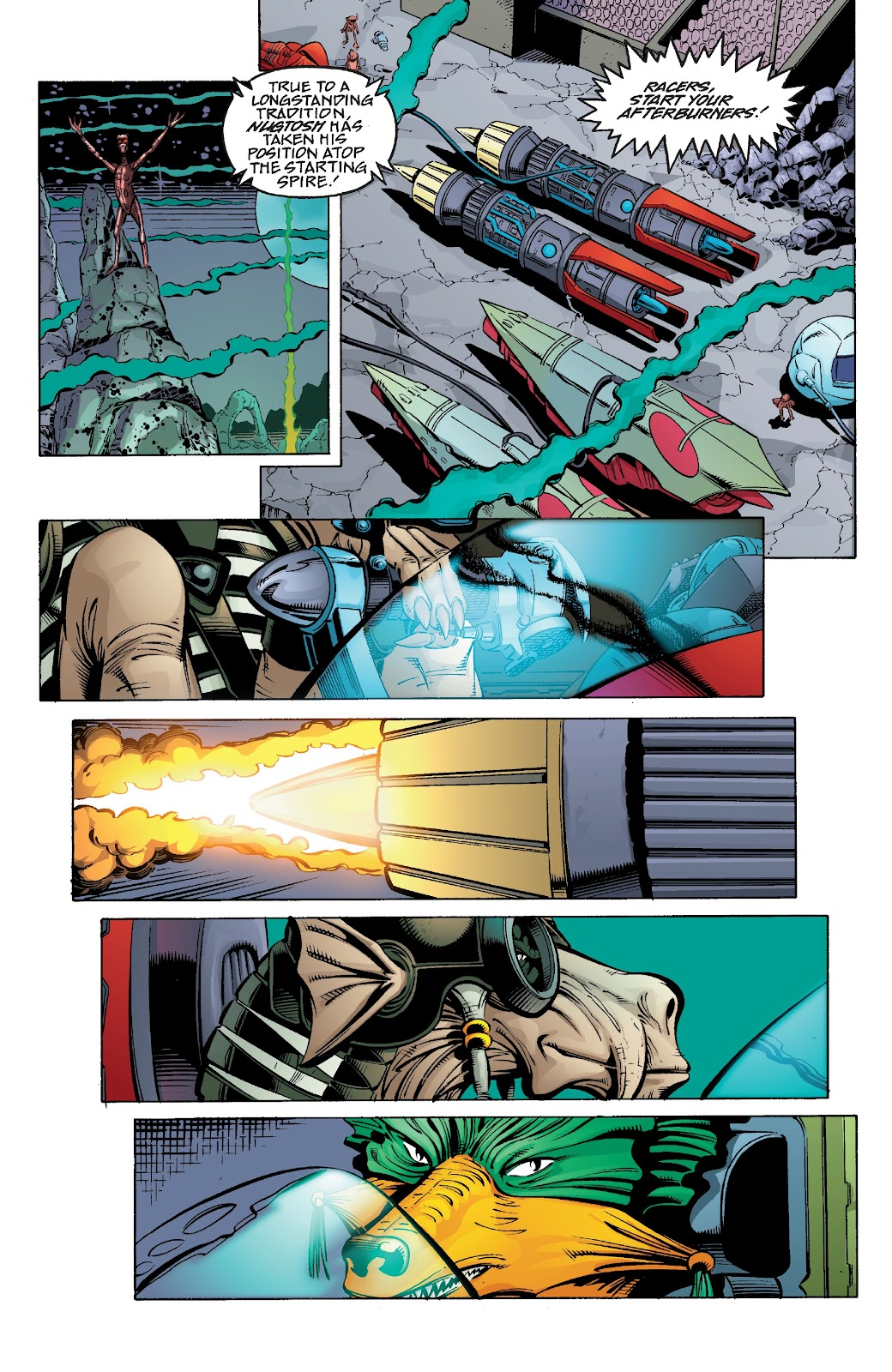 Read online Star Wars Legends Epic Collection: The Menace Revealed comic -  Issue # TPB (Part 4) - 6