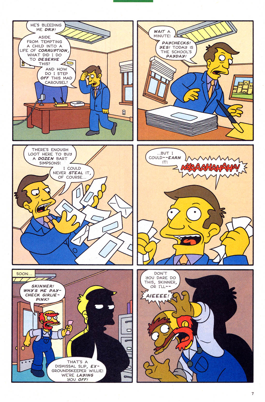 Read online Simpsons Comics Presents Bart Simpson comic -  Issue #23 - 9