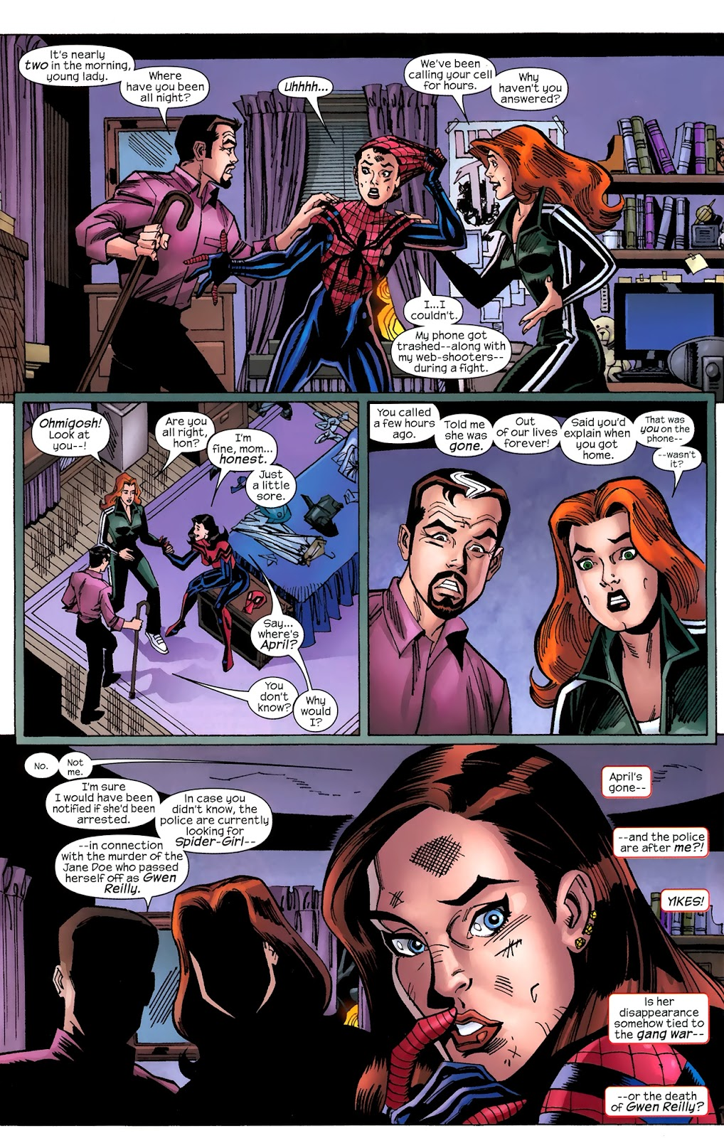 Web of Spider-Man (2009) Issue #2 #2 - English 16
