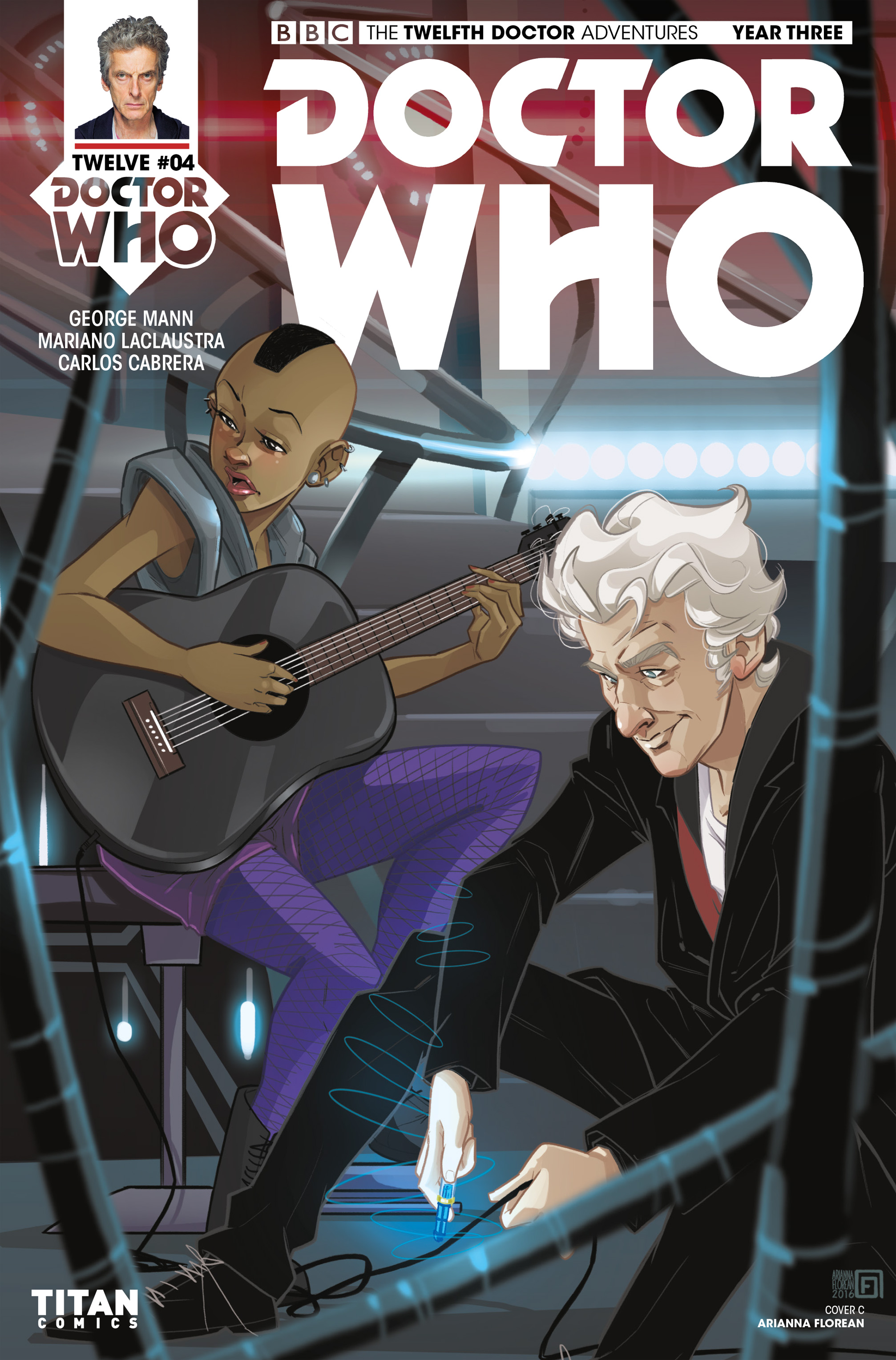 Read online Doctor Who: The Twelfth Doctor Year Three comic -  Issue #4 - 3