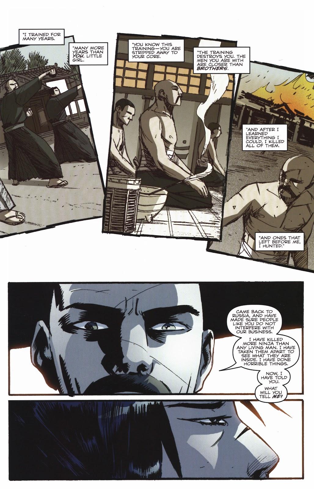 G.I. Joe Cobra (2011) Issue #20 #20 - English 11