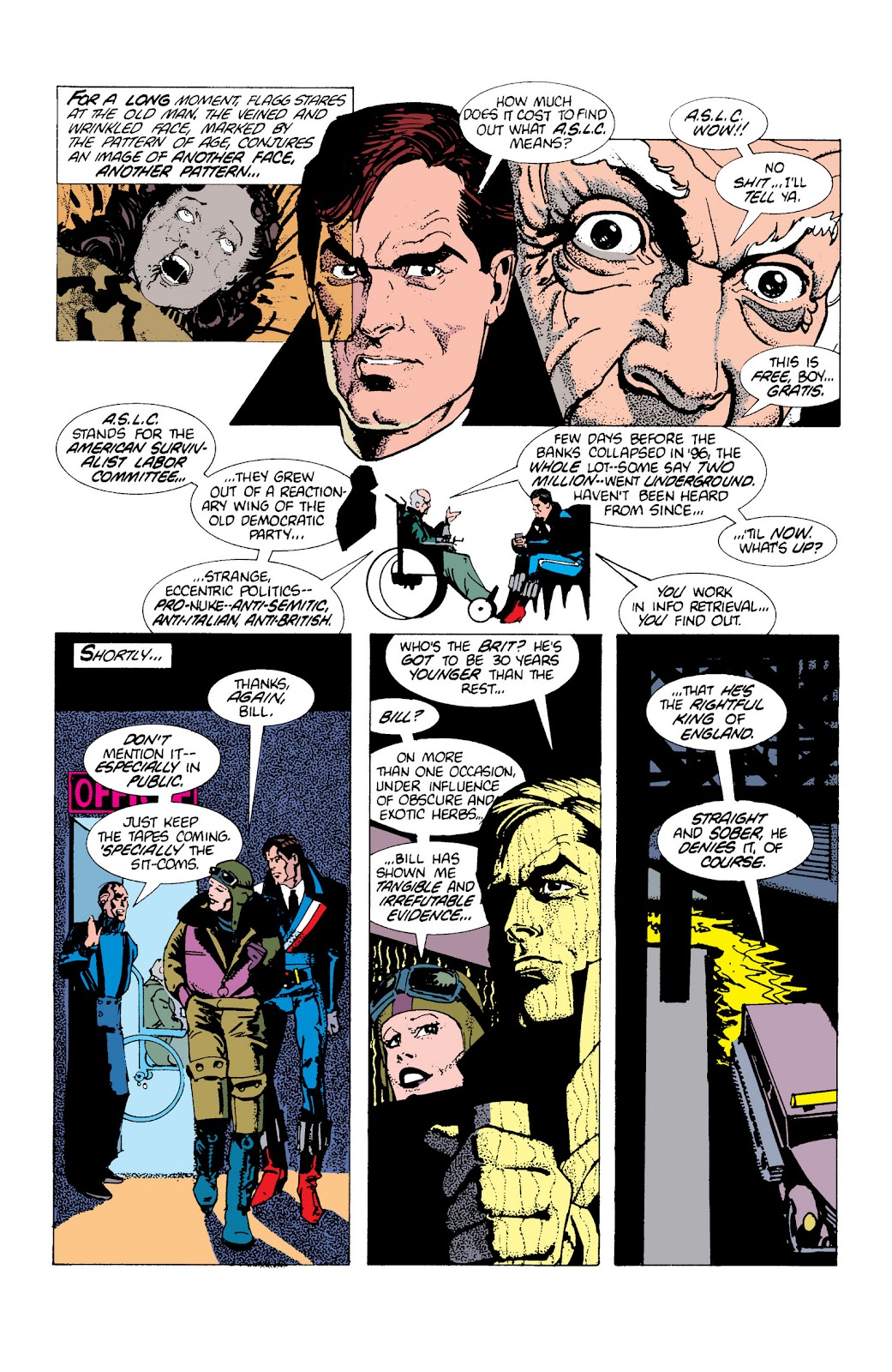 American Flagg! issue Definitive Collection (Part 1) - Page 91