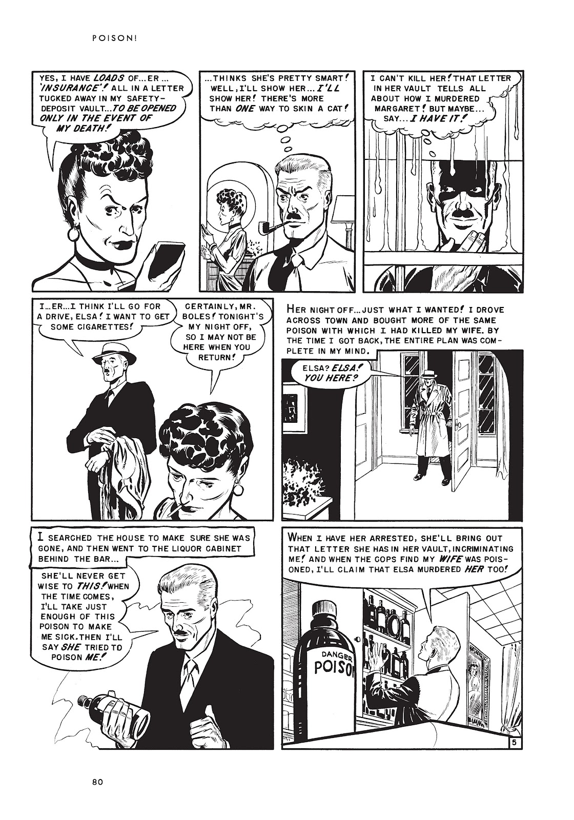 Read online Voodoo Vengeance and Other Stories comic -  Issue # TPB (Part 1) - 97