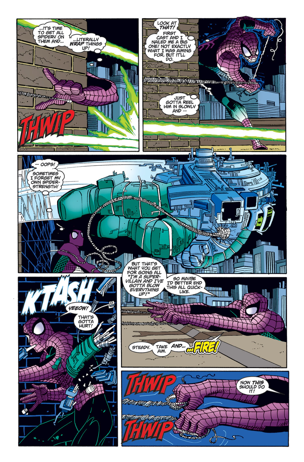 The Amazing Spider-Man (1999) 22 Page 12