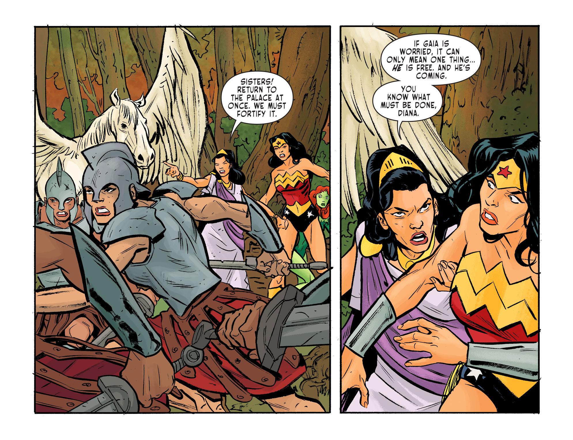 Read online Sensation Comics Featuring Wonder Woman comic -  Issue #31 - 16