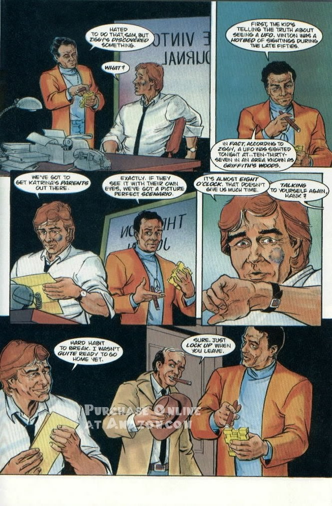 Read online Quantum Leap comic -  Issue #5 - 18