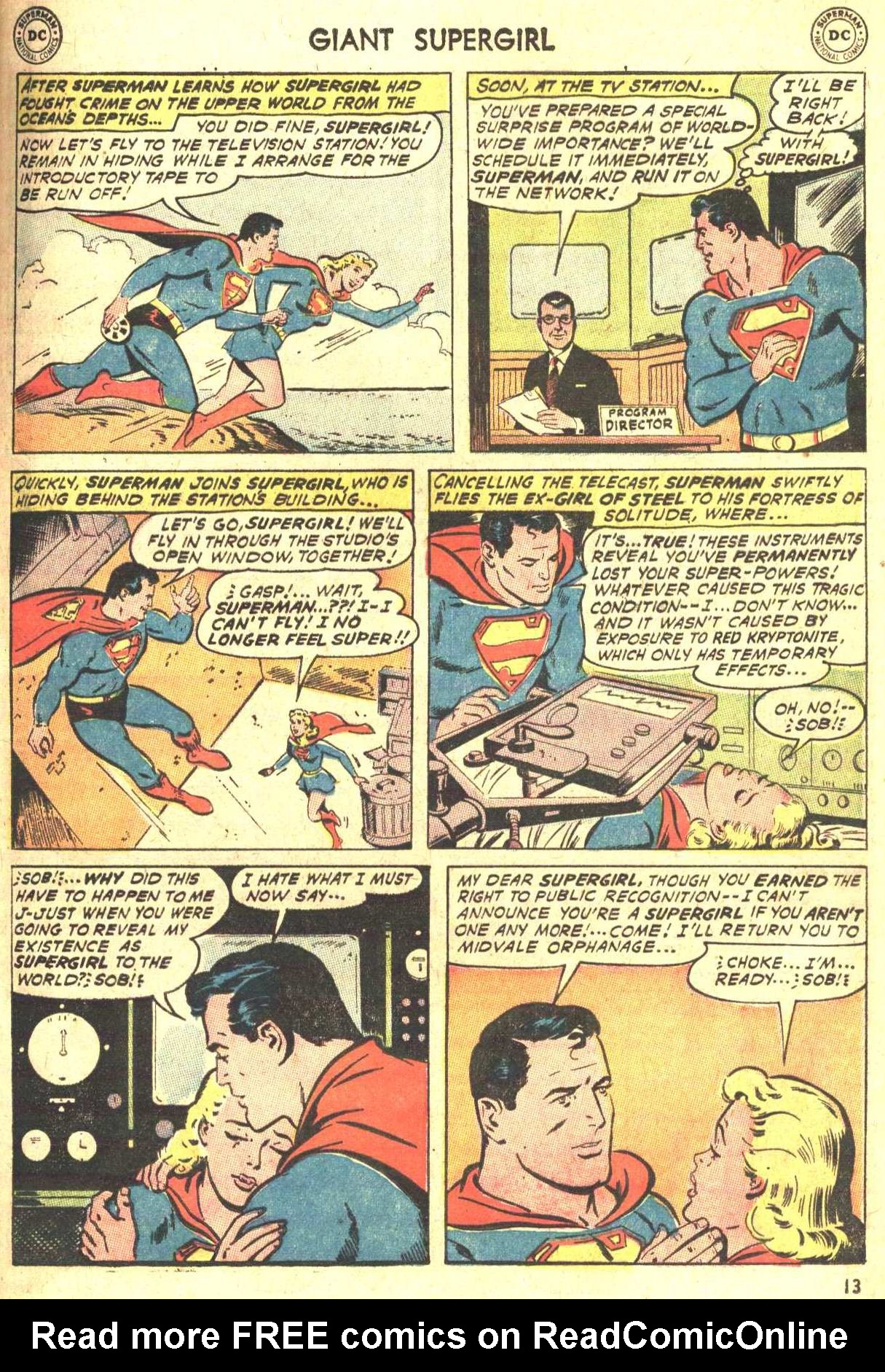 Read online Action Comics (1938) comic -  Issue #360 - 14
