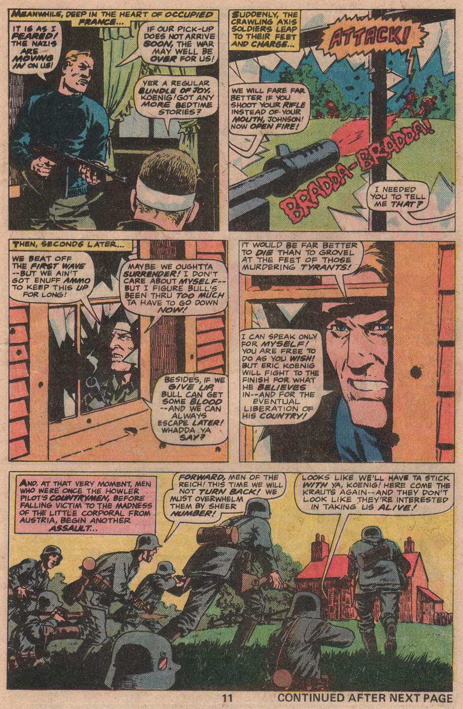 Read online Sgt. Fury comic -  Issue #141 - 13