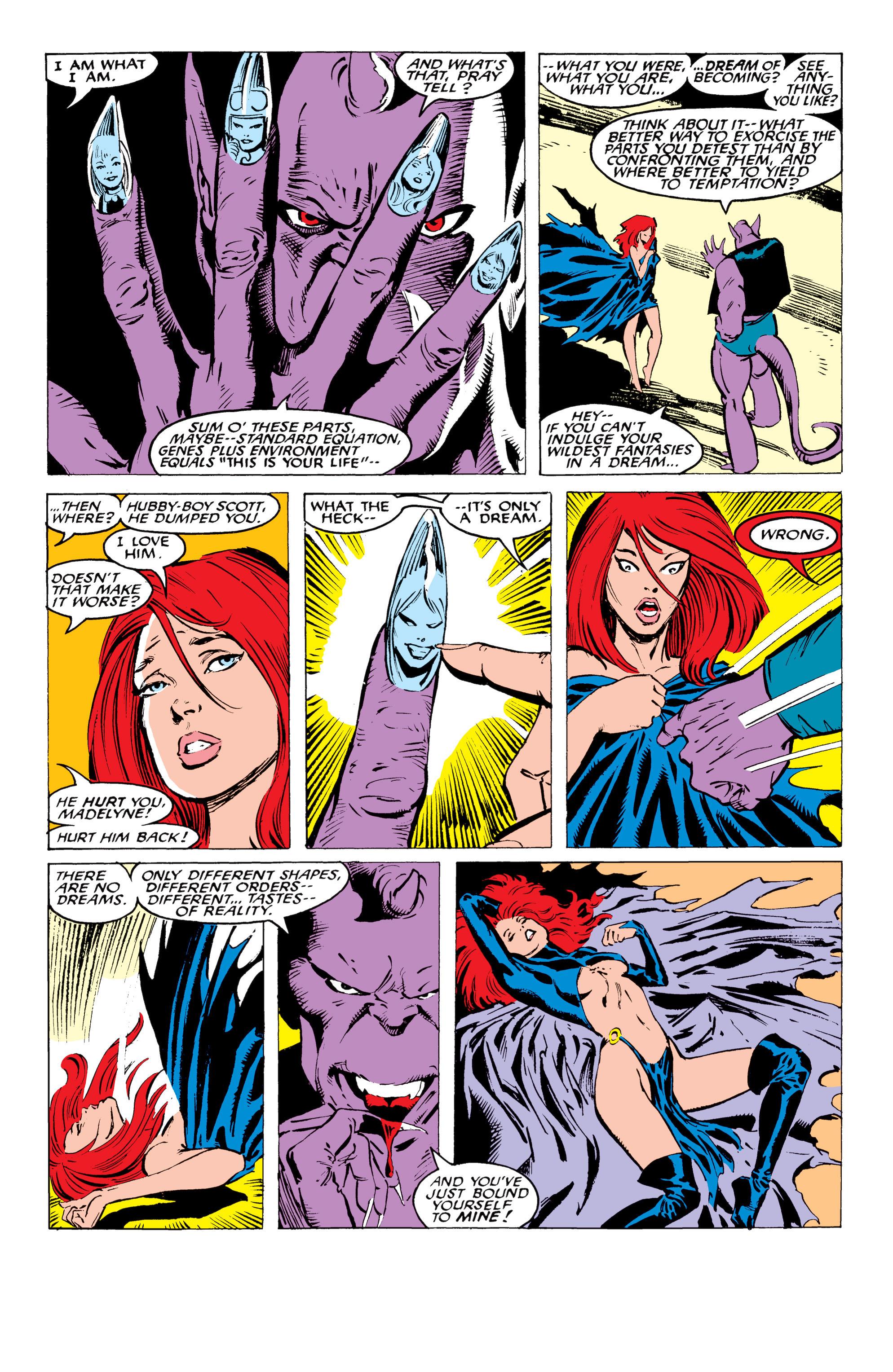 Read online Uncanny X-Men (1963) comic -  Issue #234 - 12