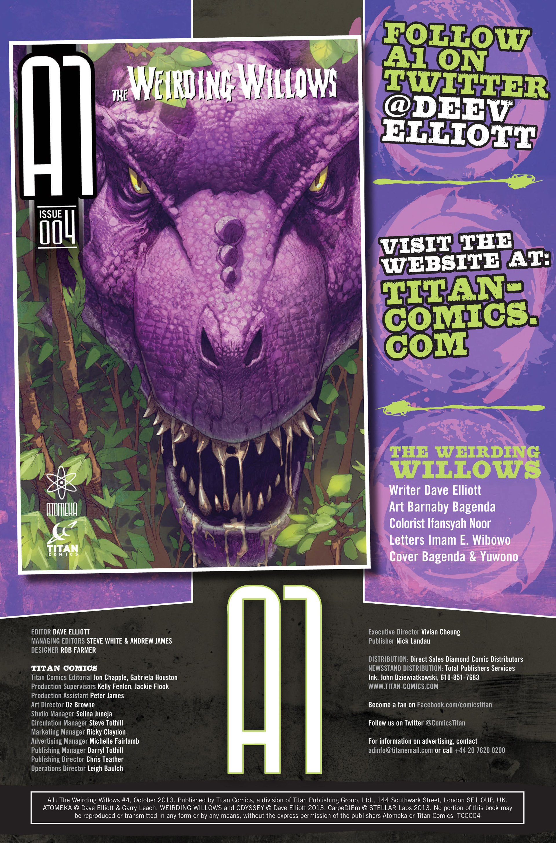 Read online A1 comic -  Issue #4 - 2