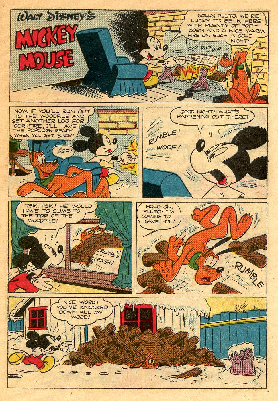 Four Color Comics issue 371 - Page 27