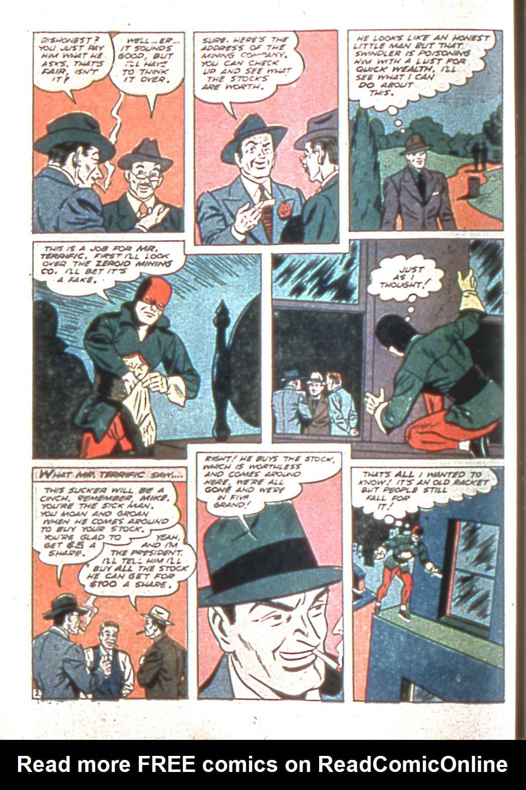 Read online Sensation (Mystery) Comics comic -  Issue #6 - 26