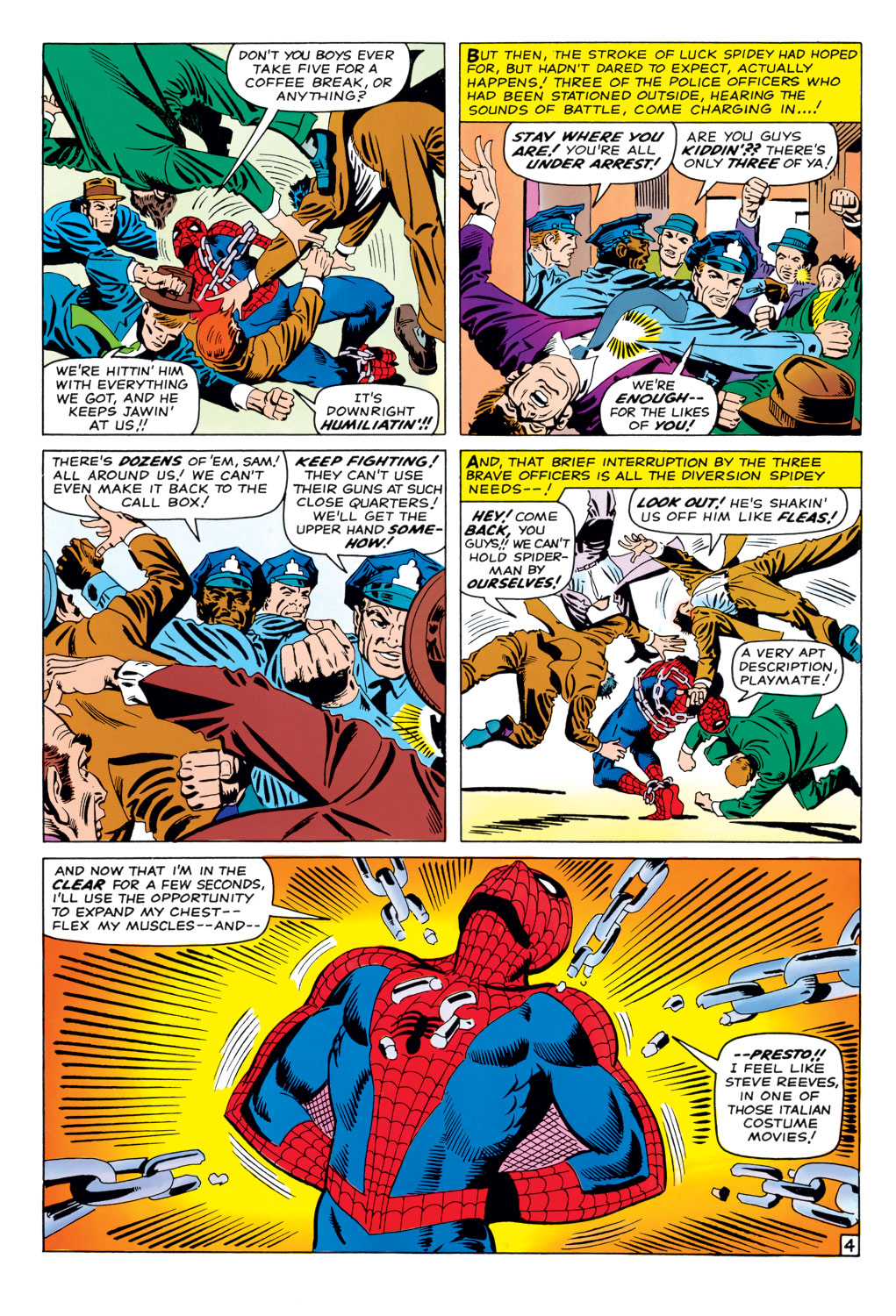 The Amazing Spider-Man (1963) 27 Page 4