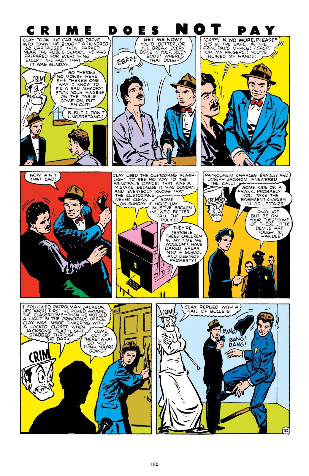 Read online Crime Does Not Pay Archives comic -  Issue # TPB 10 (Part 2) - 81