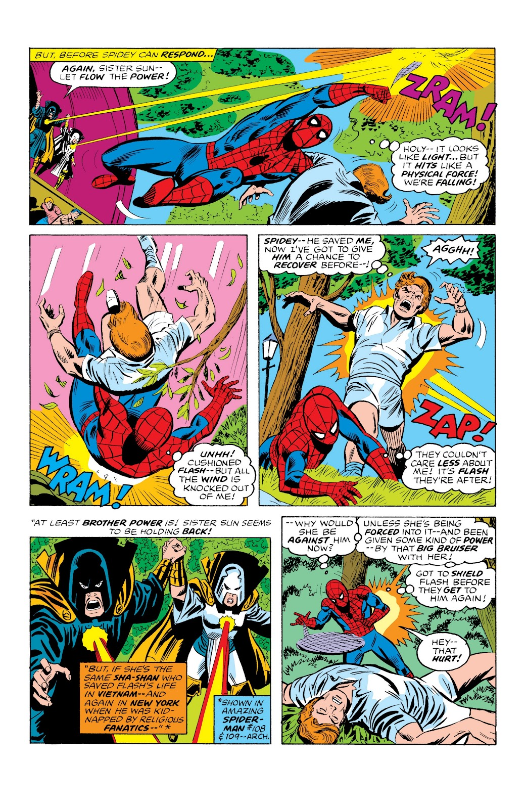 Read online Marvel Masterworks: The Spectacular Spider-Man comic -  Issue # TPB (Part 2) - 99