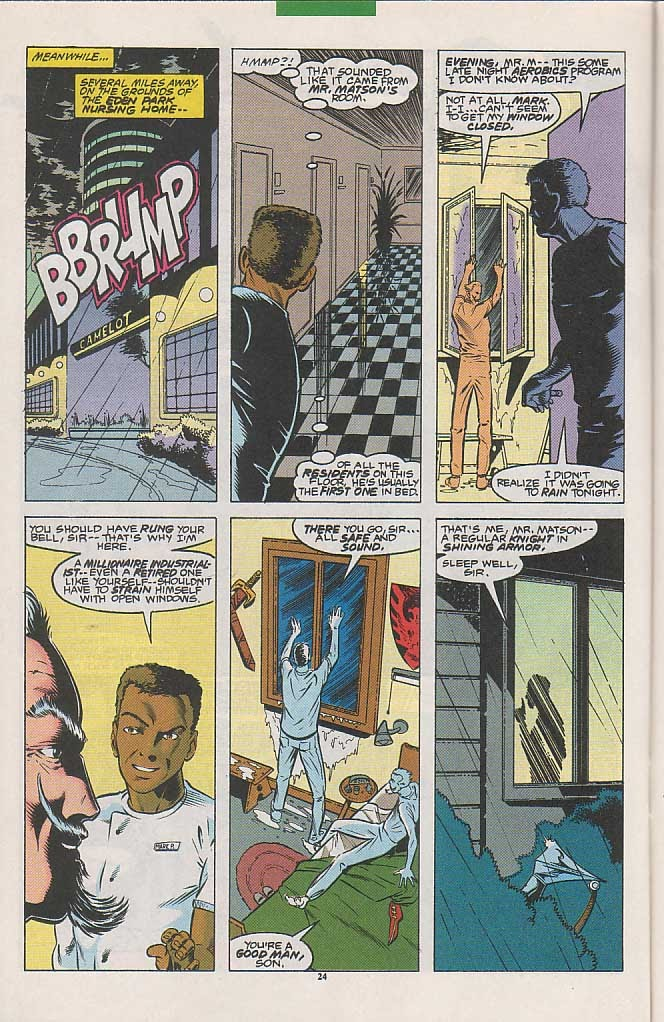 Excalibur (1988) issue 60 - Page 17