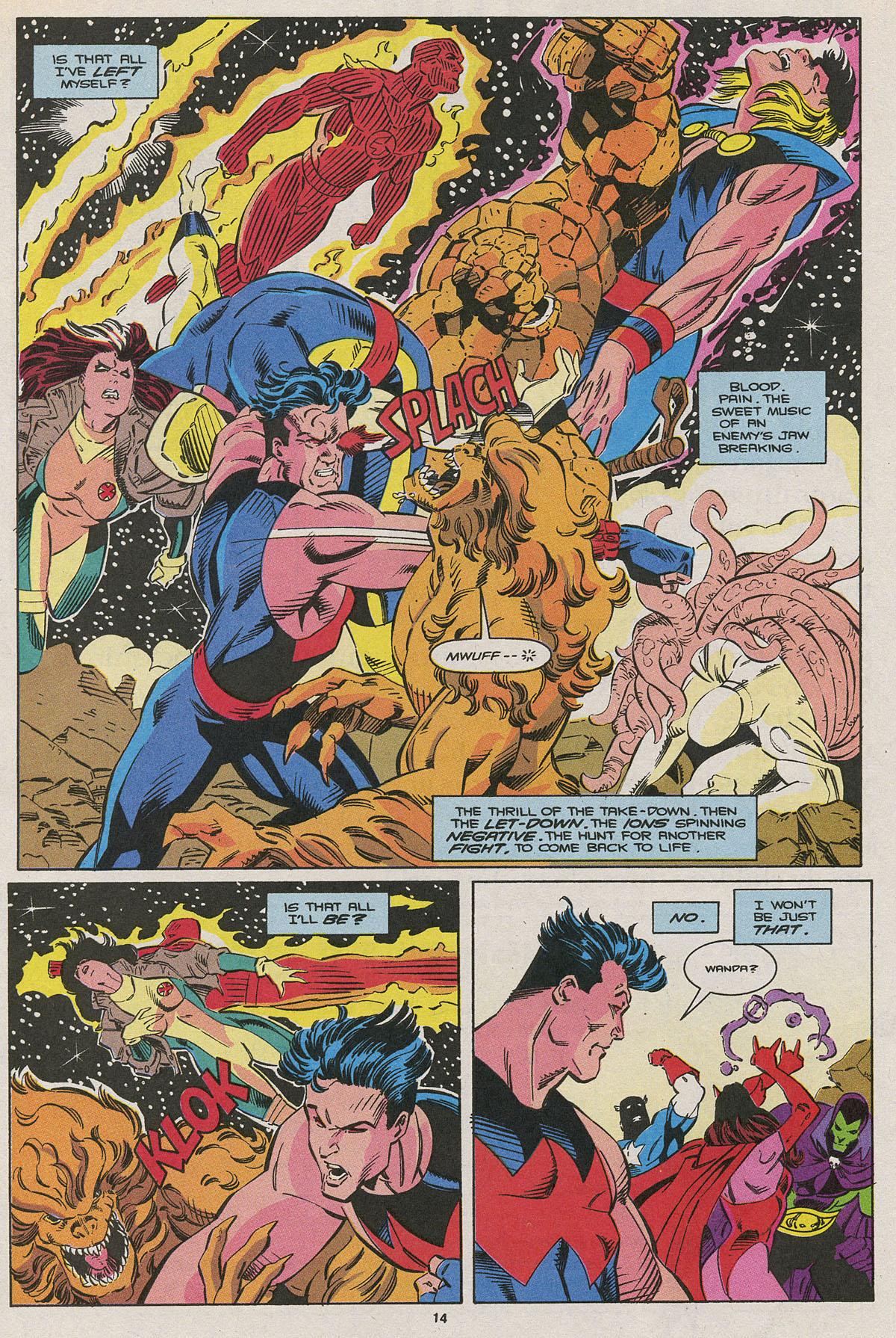 Read online Wonder Man (1991) comic -  Issue #15 - 10