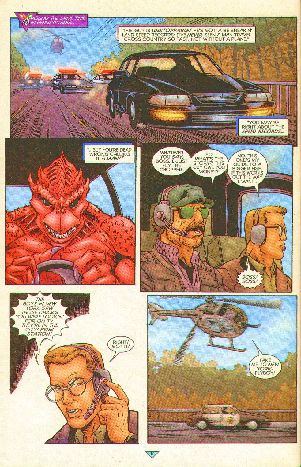 Read online Trinity Angels comic -  Issue #11 - 13