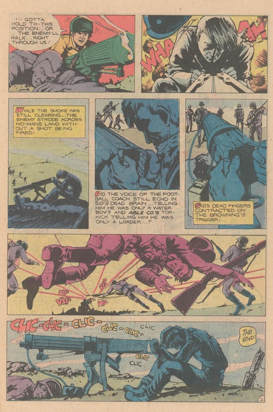 Read online Sgt. Rock comic -  Issue #346 - 18