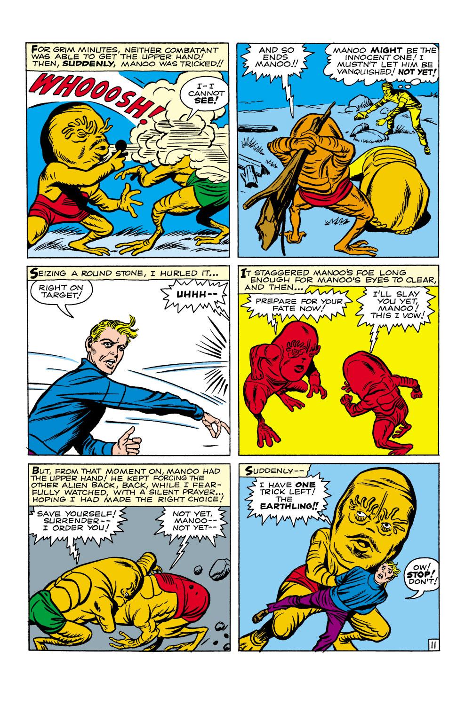 Read online Amazing Adventures (1961) comic -  Issue #2 - 13