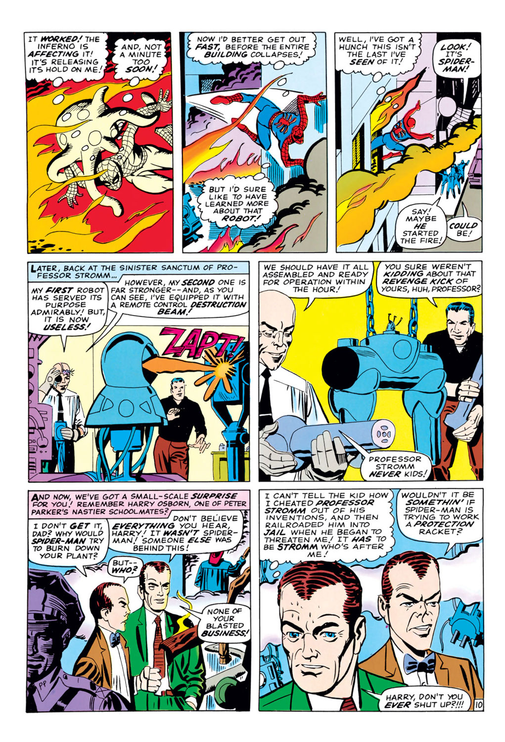 The Amazing Spider-Man (1963) 37 Page 10