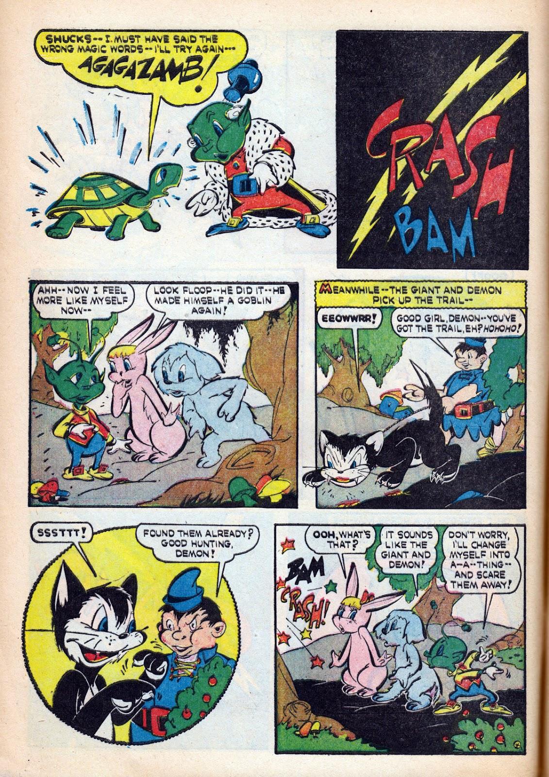 Read online Comedy Comics (1942) comic -  Issue #15 - 12