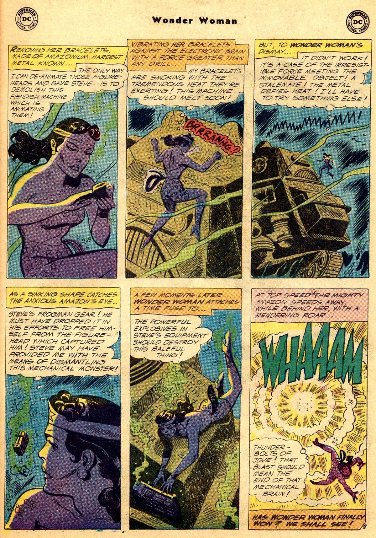 Read online Wonder Woman (1942) comic -  Issue #115 - 11