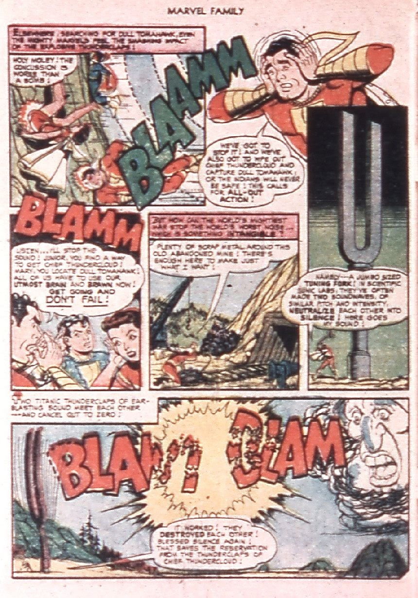 The Marvel Family issue 83 - Page 32