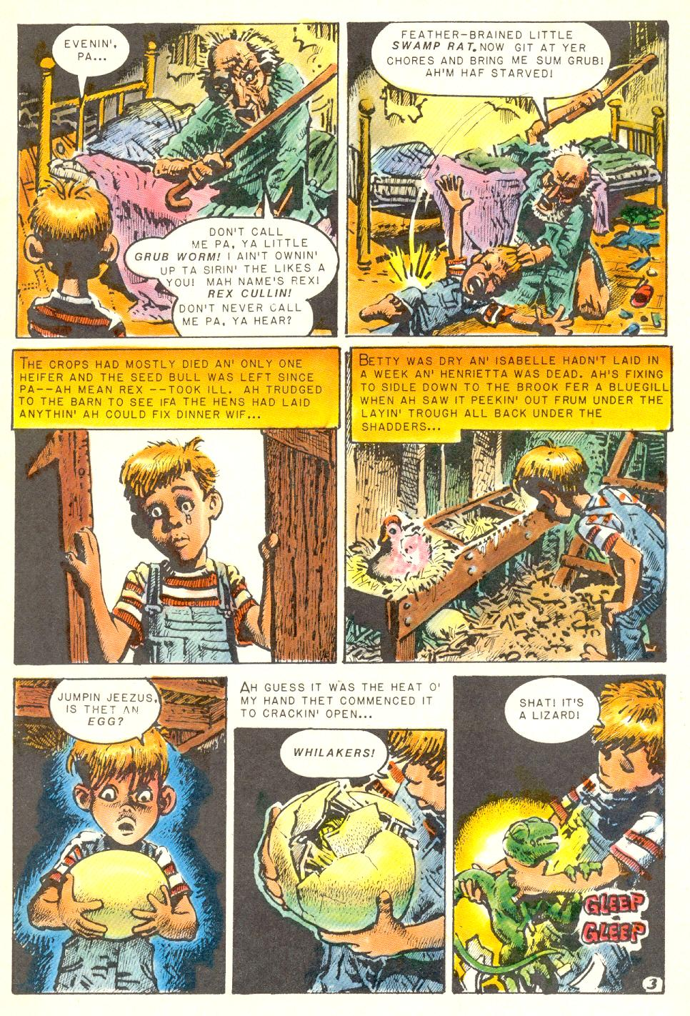 Read online Twisted Tales (1982) comic -  Issue #3 - 4