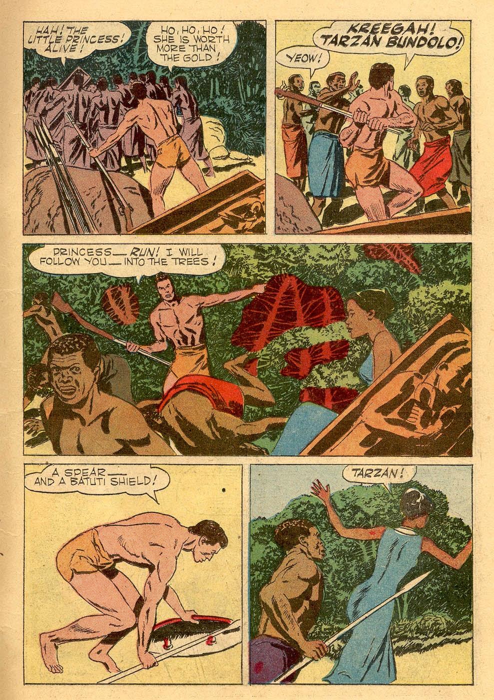 Tarzan (1948) issue 119 - Page 15