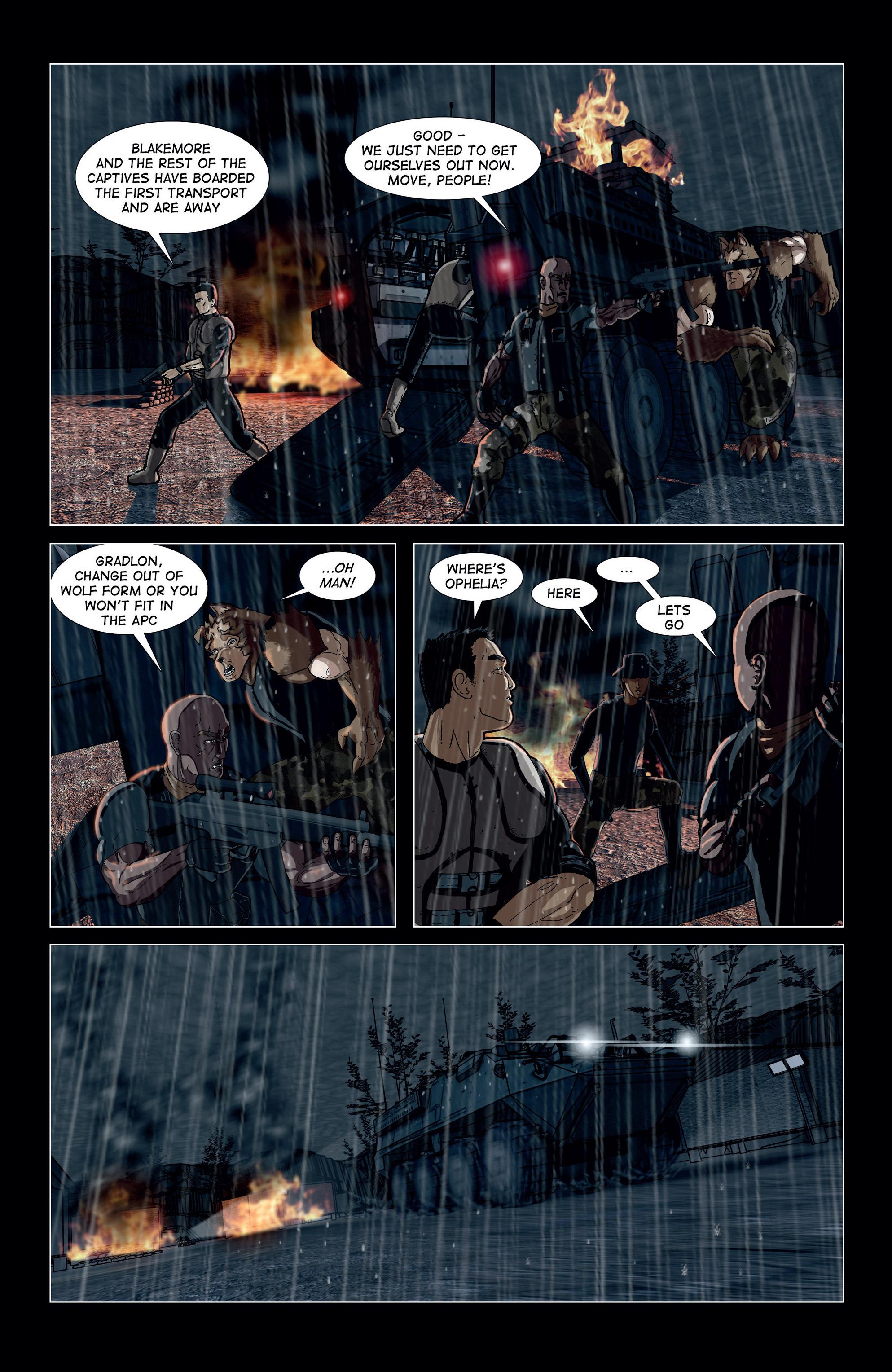 Read online Vanguard (2015) comic -  Issue #2 - 23