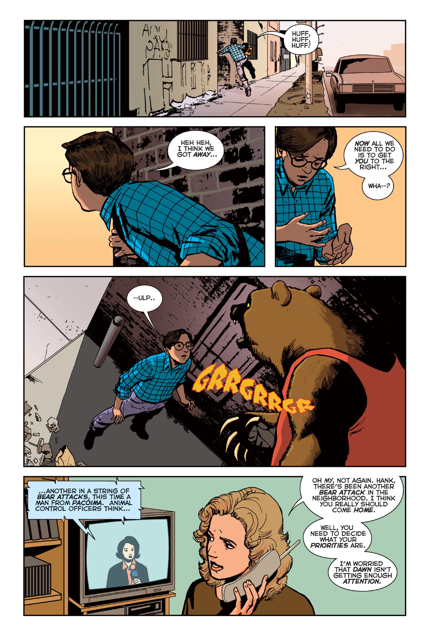 Read online Buffy the Vampire Slayer: Omnibus comic -  Issue # TPB 1 - 206