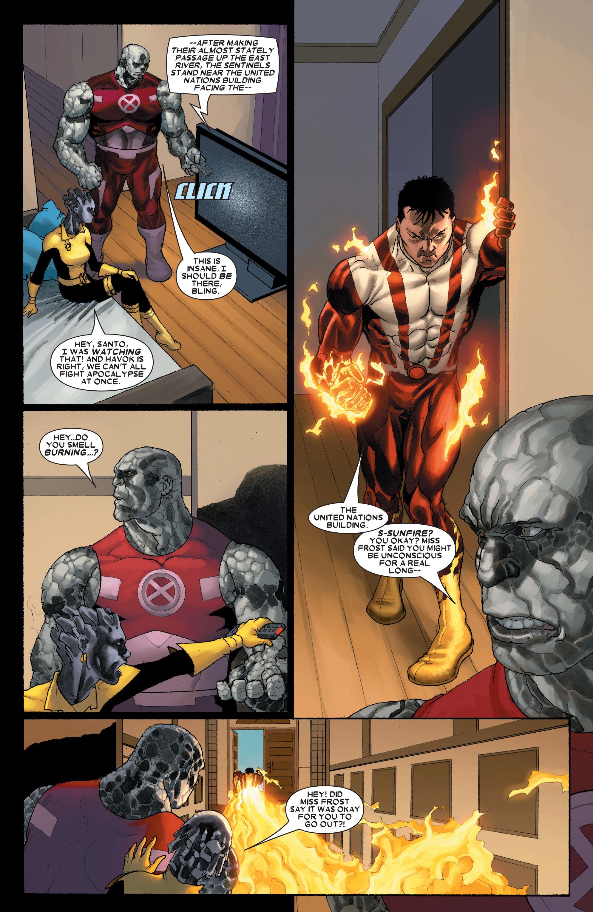 X-Men (1991) 186 Page 6