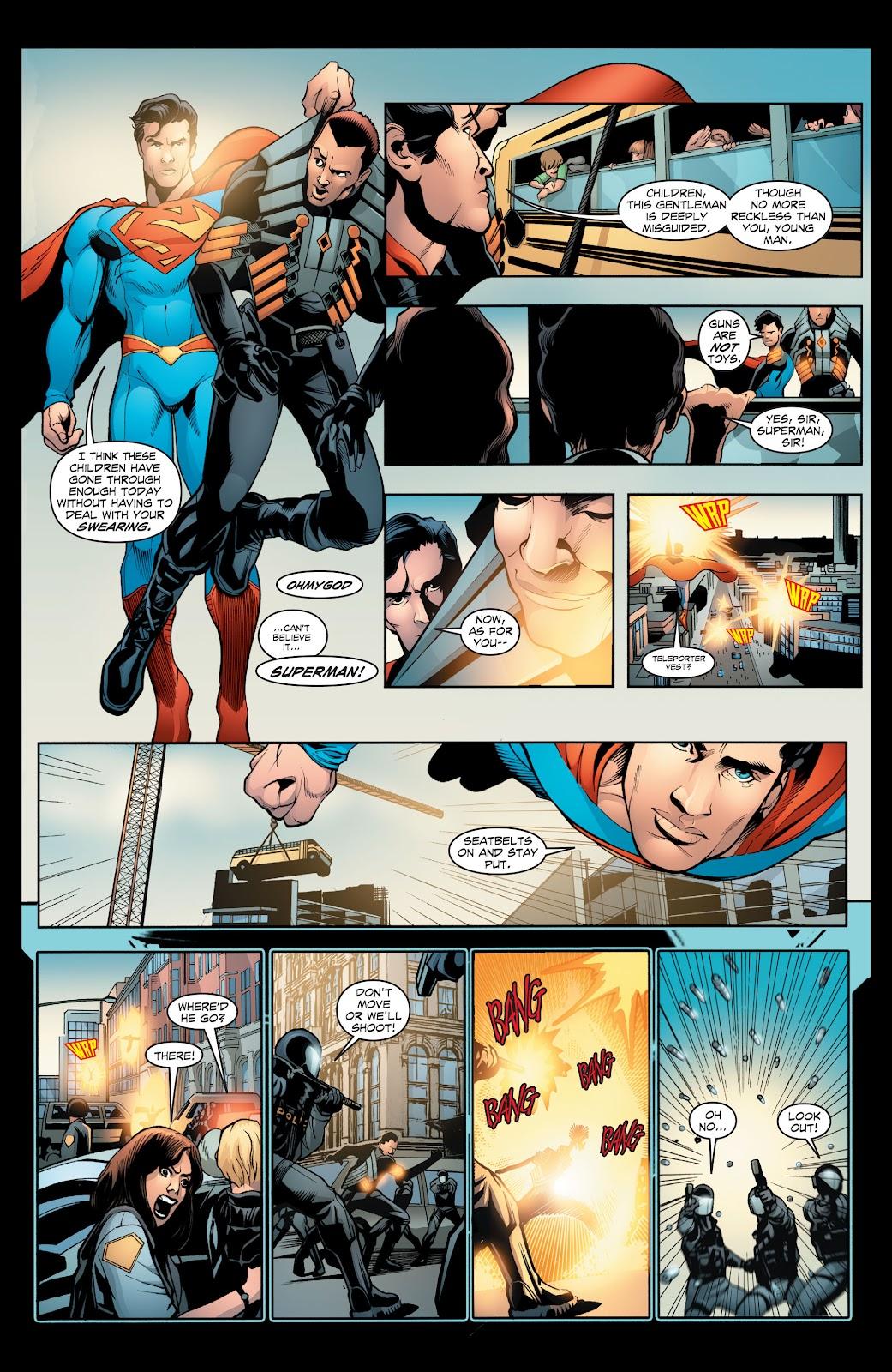 Read online Smallville Season 11 [II] comic -  Issue # TPB 2 - 24