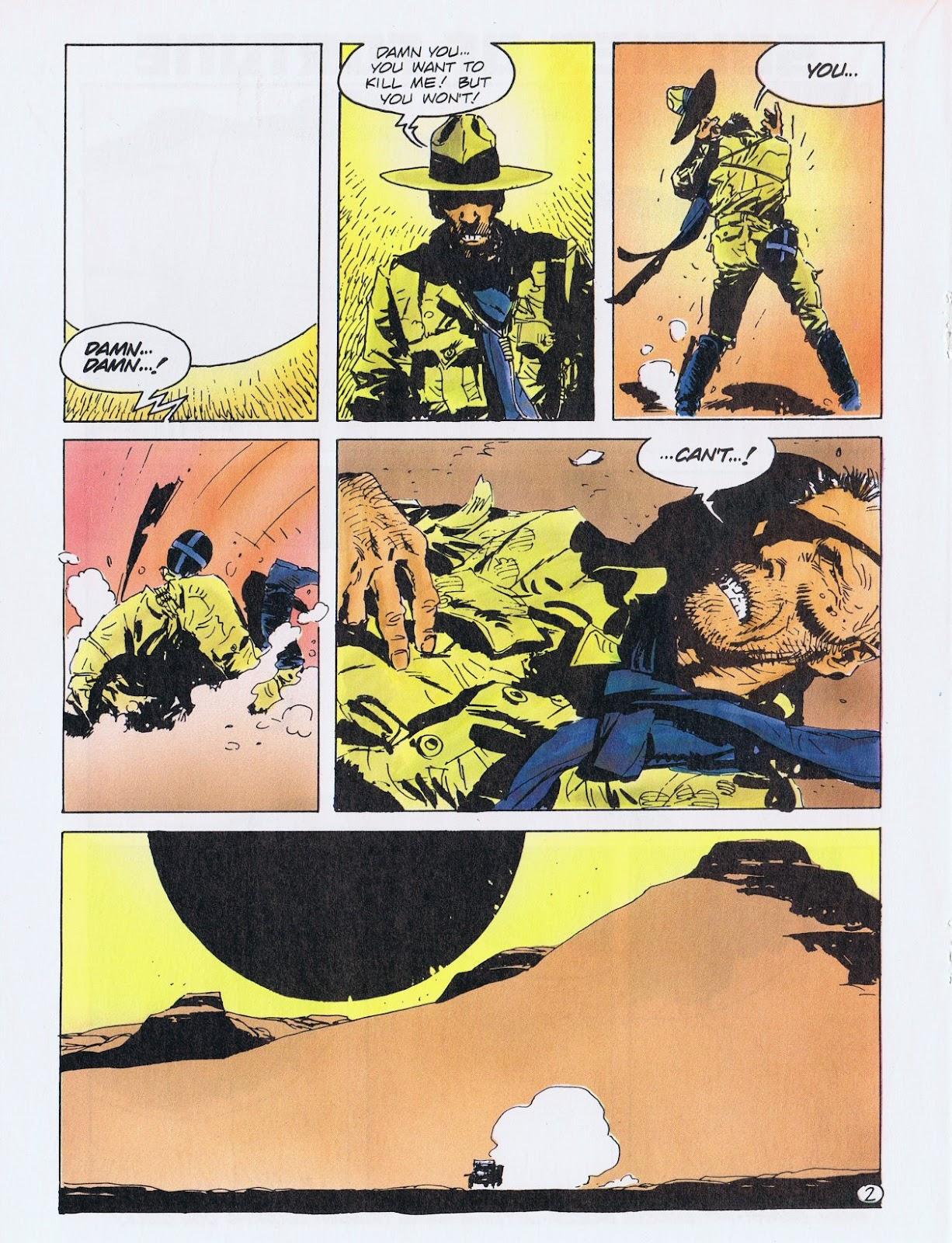 Read online Merchants of Death comic -  Issue #2 - 22