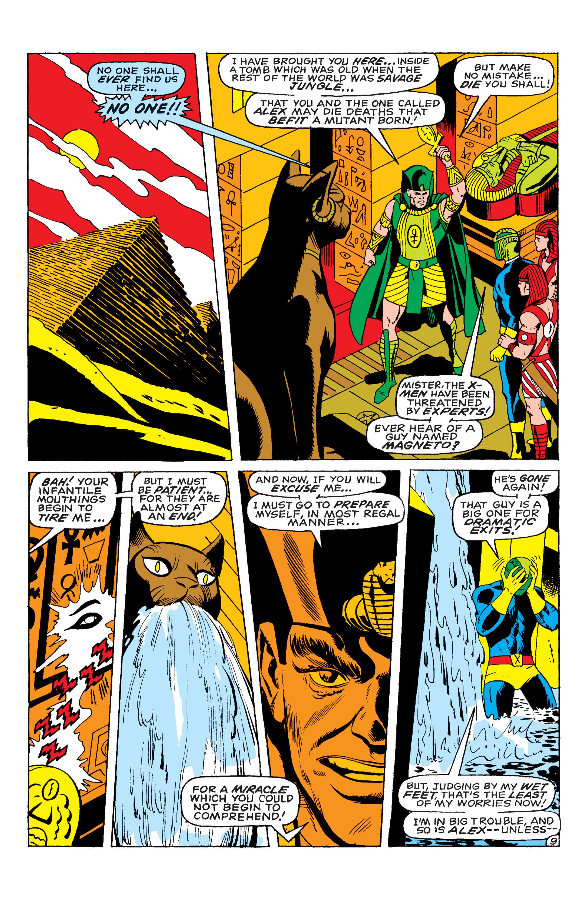 Uncanny X-Men (1963) 55 Page 9