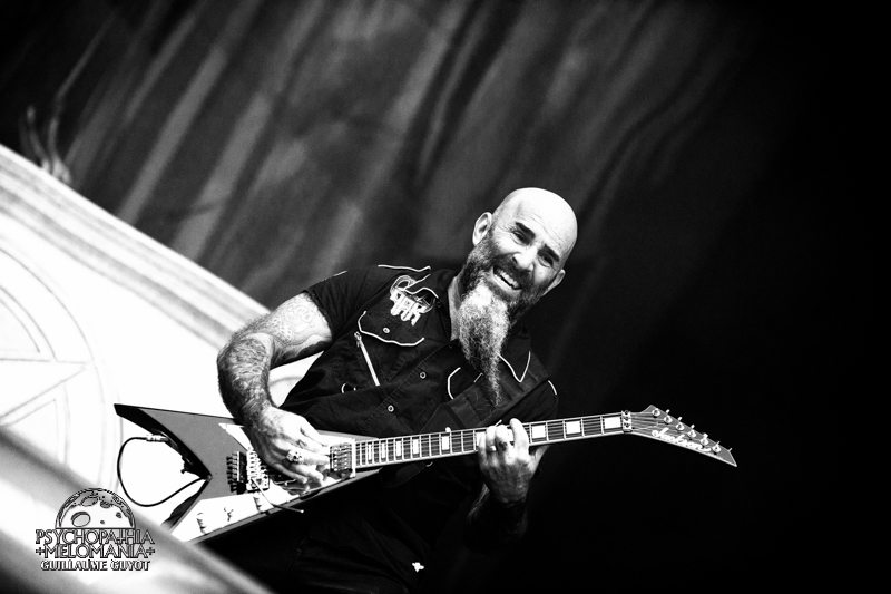 Anthrax @Hellfest 2016 - vendredi 17/06