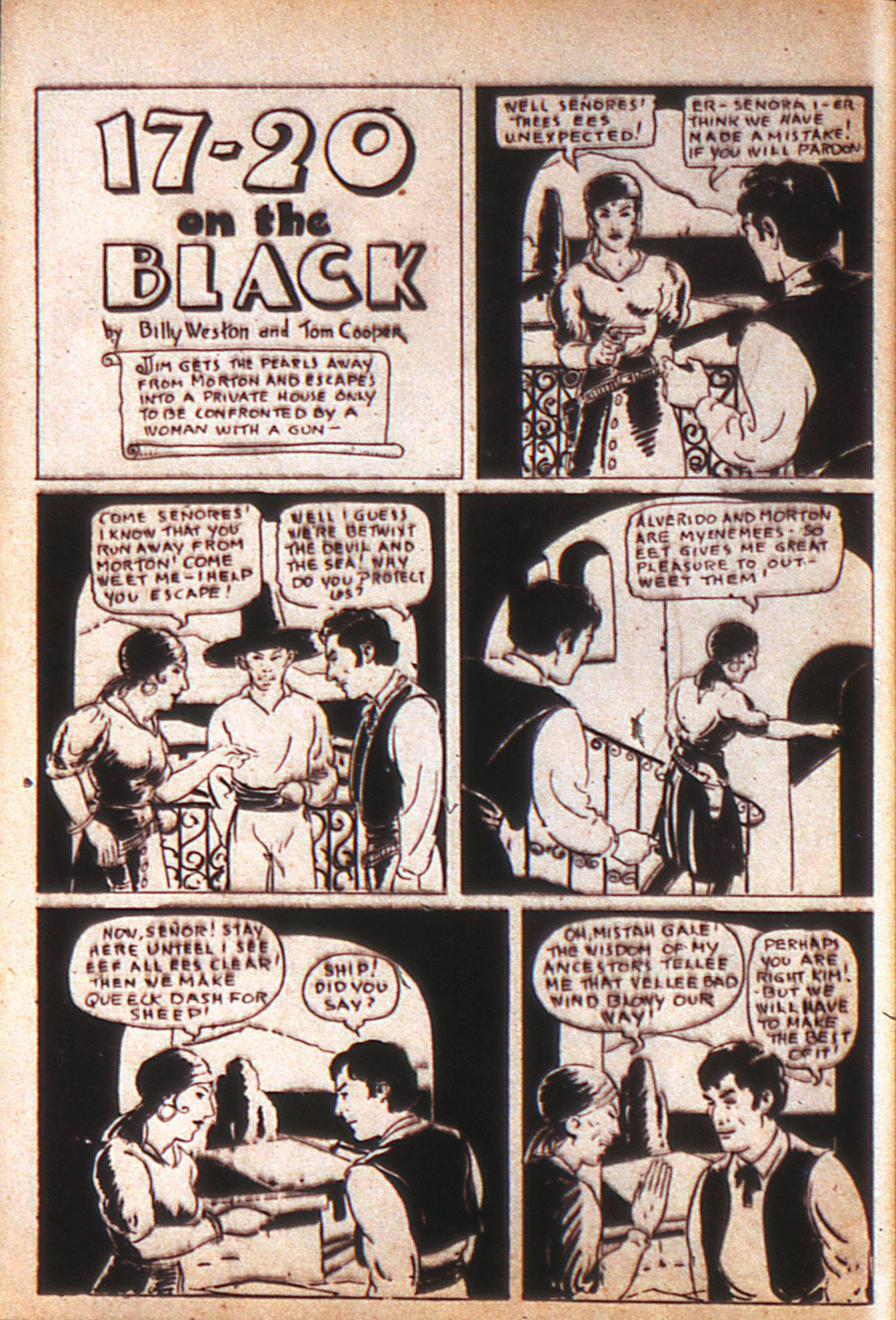 Read online Adventure Comics (1938) comic -  Issue #8 - 45