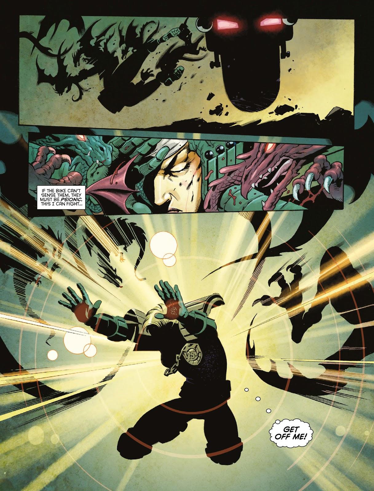 Judge Dredd Megazine (Vol. 5) Issue #381 #180 - English 50