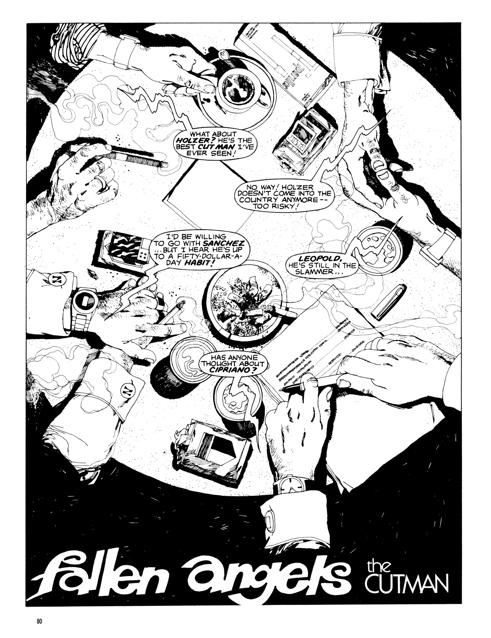 Read online Eerie Archives comic -  Issue # TPB 20 - 80