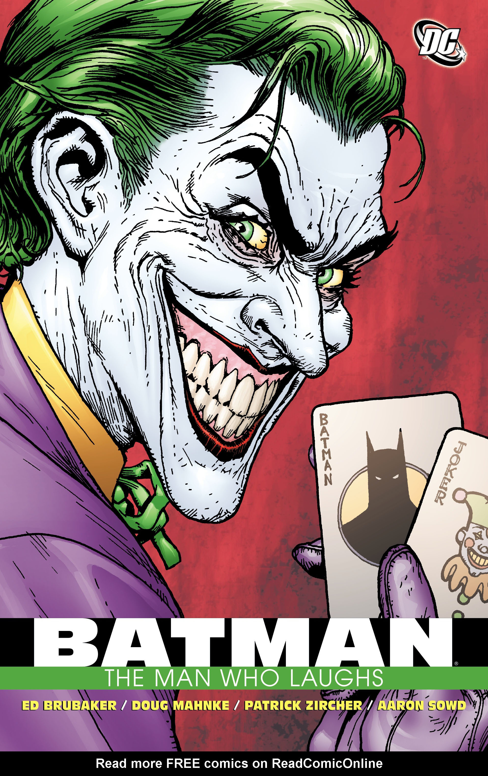 Batman: The Man Who Laughs 1 Page 1