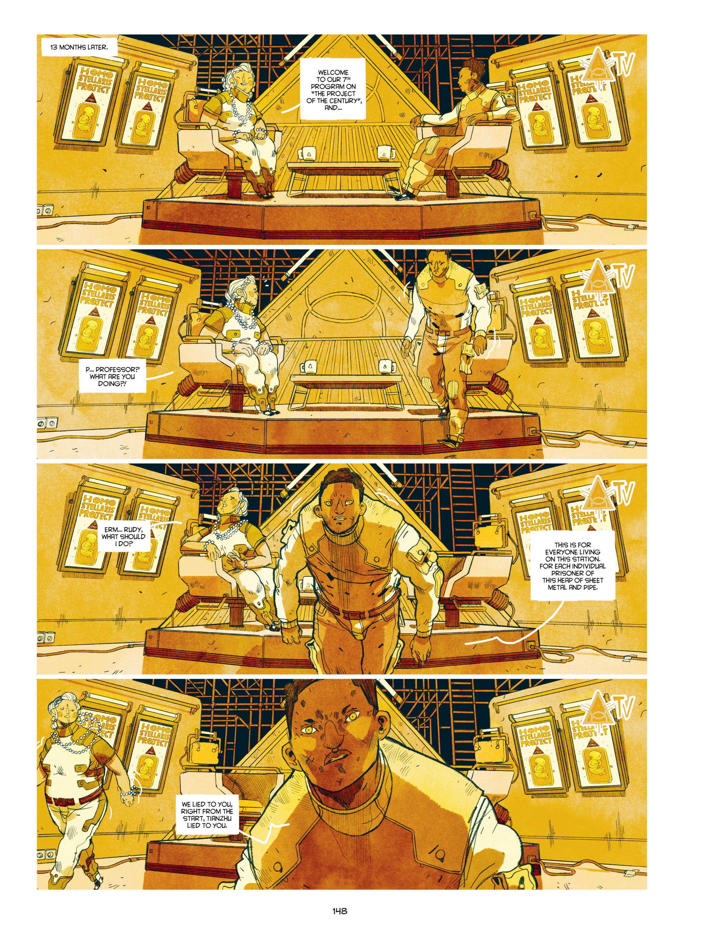 Read online Shangri-La comic -  Issue # Full - 149