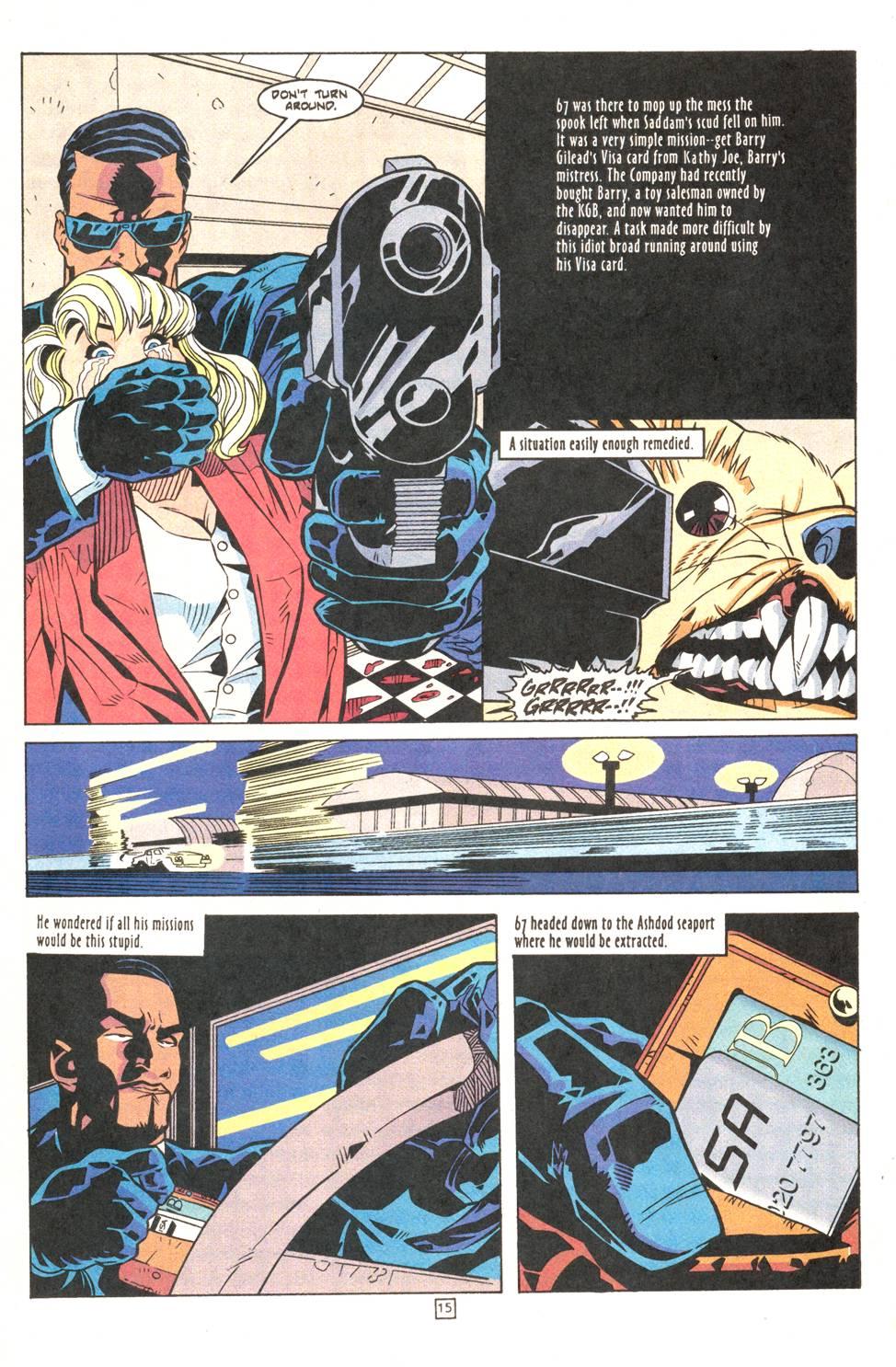 Read online Xero comic -  Issue #7 - 17