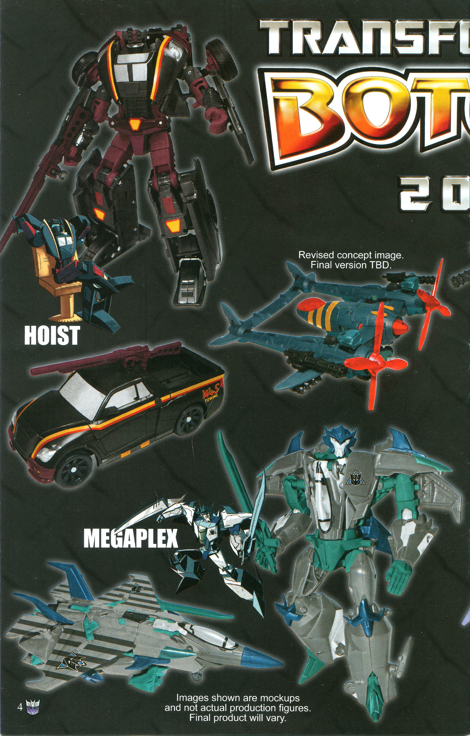 Read online Transformers: Collectors' Club comic -  Issue #50 - 4